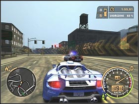 6 - Black List #2 - Bull - Career - Need for Speed: Most Wanted - Game Guide and Walkthrough
