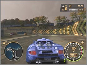 5 - Black List #2 - Bull - Career - Need for Speed: Most Wanted - Game Guide and Walkthrough