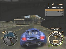 7 - Black List #2 - Bull - Career - Need for Speed: Most Wanted - Game Guide and Walkthrough