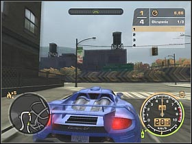 9 - Black List #2 - Bull - Career - Need for Speed: Most Wanted - Game Guide and Walkthrough