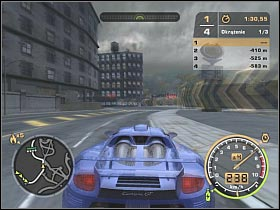 Milestones - Black List #2 - Bull - Career - Need for Speed: Most Wanted - Game Guide and Walkthrough