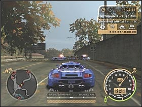 4 - Black List #2 - Bull - Career - Need for Speed: Most Wanted - Game Guide and Walkthrough