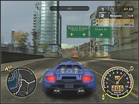 11 - Black List #2 - Bull - Career - Need for Speed: Most Wanted - Game Guide and Walkthrough