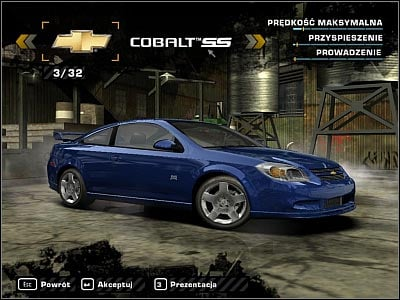 Cars I Misc Need For Speed Most Wanted 2005 Game Guide