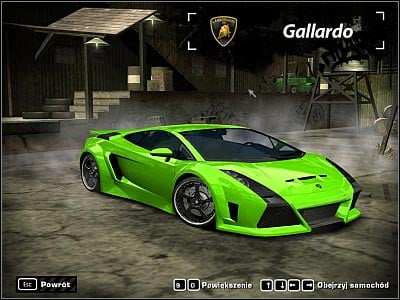 Acura Type on The New Cars  Need For Speed Most Wanted Lamborghini 2
