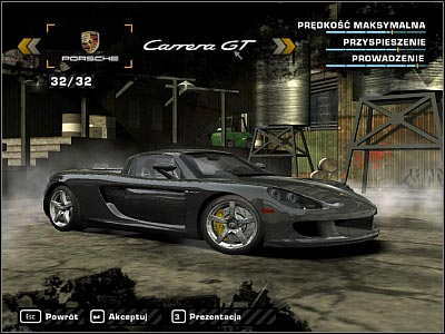 carrera gt most wanted: