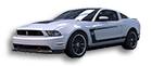 //FORD MUSTANG BOSS 302 - Jack Spot Cars - Cars list - Need for Speed: Most Wanted (2012) - Game Guide and Walkthrough