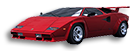//LAMBORGHINI COUNTACH - Jack Spot Cars - Cars list - Need for Speed: Most Wanted (2012) - Game Guide and Walkthrough