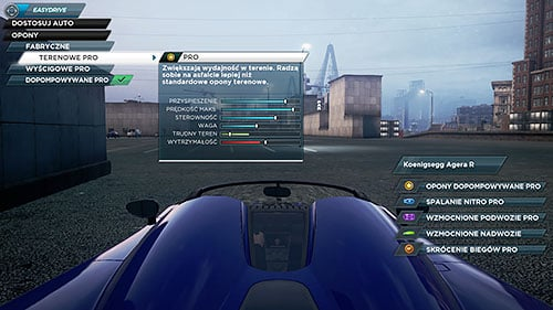 Modifications available in Most Wanted are common for all of the cars, and they are the only forms of interference in the car - Mod list - Mods (car parts) - Need for Speed: Most Wanted (2012) - Game Guide and Walkthrough