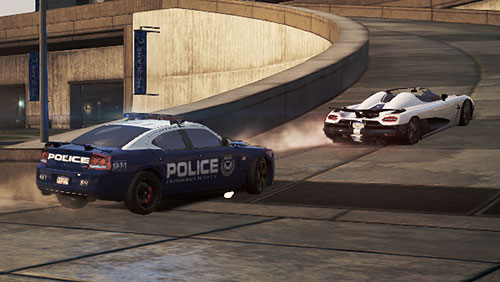 Events In Need For Speed Most Wanted 2012 Comprise Quick Races