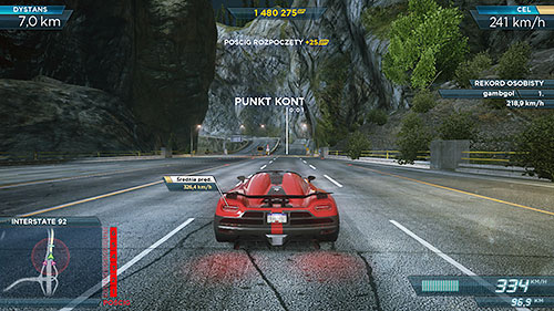 games nfs most wanted