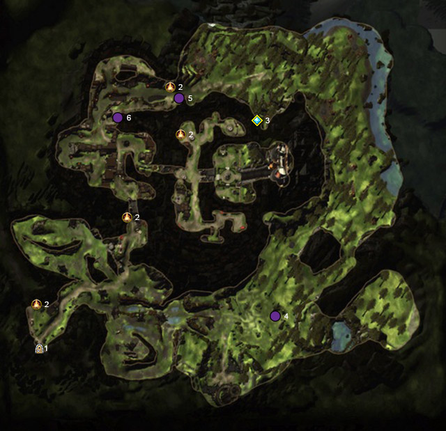 Legend - Helms Hold (31-34) - Maps - Neverwinter - Game Guide and Walkthrough