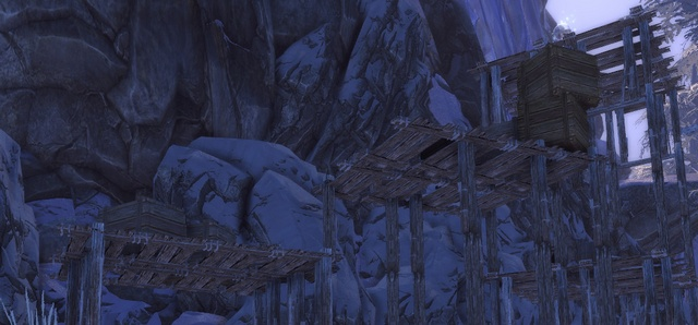Every icon existing in game is explained in section Map and map icons - Icespire Peak (46-49) - Maps - Neverwinter - Game Guide and Walkthrough