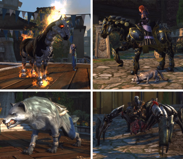 2 - Mounts - Equipment - Neverwinter - Game Guide and Walkthrough