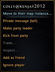 1 - Map instances - Guild, party and friends - Neverwinter - Game Guide and Walkthrough
