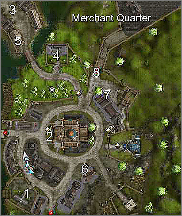 map merchant quarter n2 neverwinter neverwinter nights 2