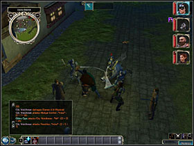 Speak with Moire / Sweep Through the Docks - Moire's Gang - Neverwinter - Neverwinter Nights 2 - Game Guide and Walkthrough