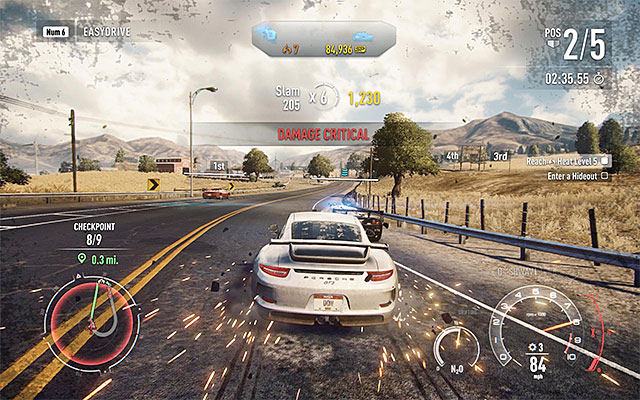 Vehicle damages and its repairs basic information need for the game always warns you when the car controlled by you is close to being completely gumiabroncs Gallery