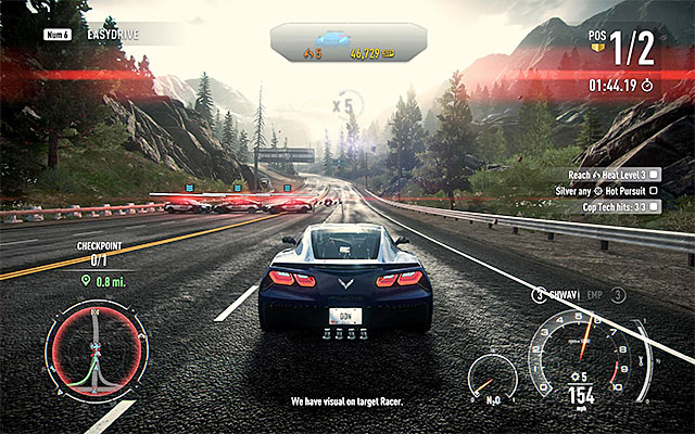 nfs rivals ps4 trophy guide