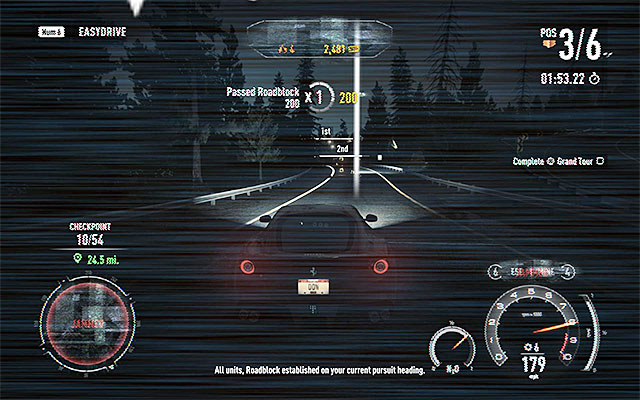 Police Radar Jammer >> Pursuit Tech | Racer career - Need for Speed Rivals Game Guide | gamepressure.com