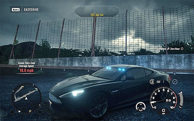 Sample Version Of Aston Martina Vanquish