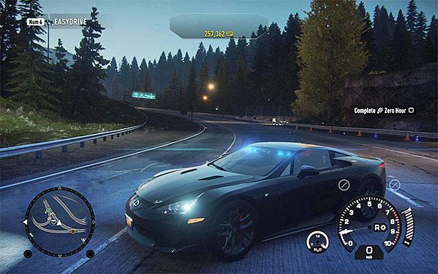 Sample Version Of Lexus LFA