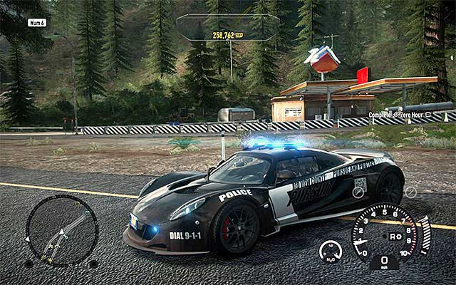 Cop Career - Need For Speed Rivals