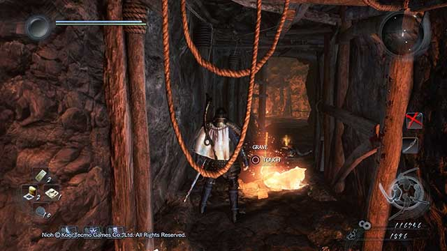 The grave will resemble our guardian spirit. - How does dying in NiOh work? - Gameplay mechanics - NiOh Game Guide