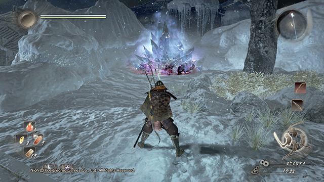 Falling Snow | Main missions - NiOh Game Guide | gamepressure com