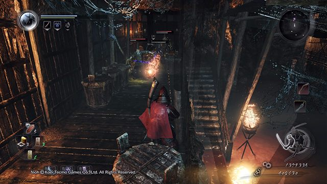 The Rising Shadows | Side missions - NiOh Game Guide | gamepressure com