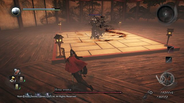 Another side mission that ends in a boss fight - The Silent Crow | Side missions - Side missions - NiOh Game Guide