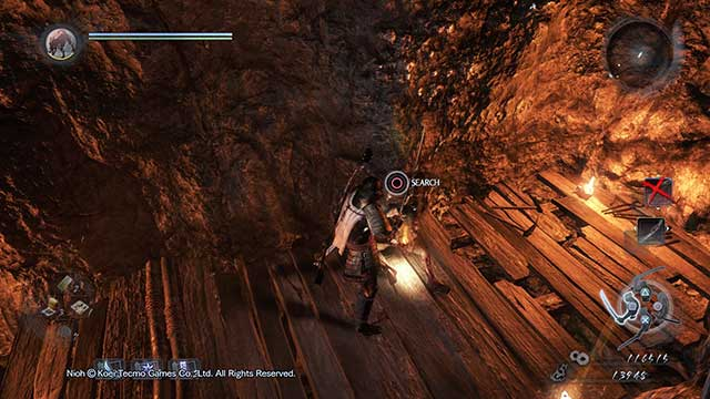 Many times during your journeys you can come across bodies that can be searched. - Exploration and combat | Gameplay mechanics - Gameplay mechanics - NiOh Game Guide