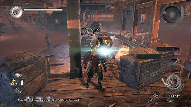Often to obtain a storyline item, you have to defeat a more demanding opponent - Usable items and mission items | Equipment - Equipment - NiOh Game Guide