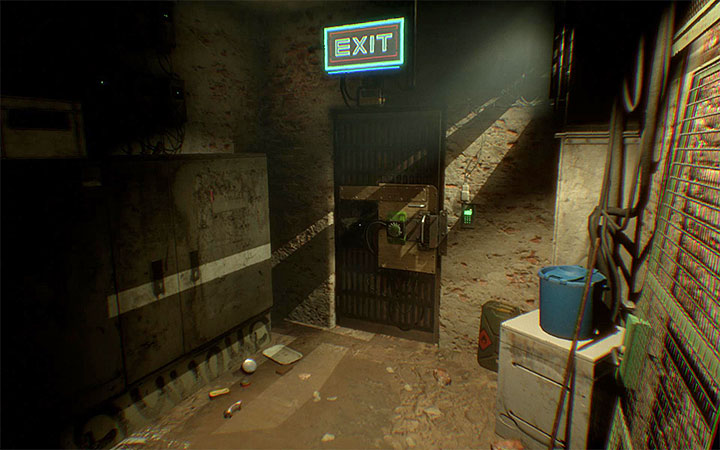Leaving the basement is not a difficult task, as there is only one main path leading to the exit - Get out of the basement | Case #405 Walkthrough - Case #405: Finding Adam - Observer Game Guide