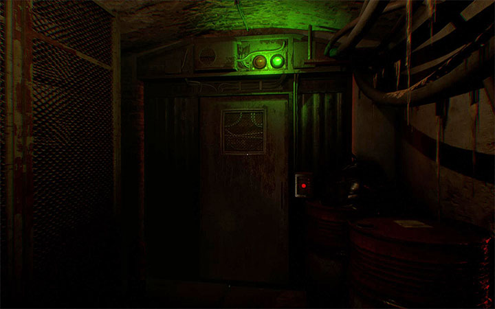 You will return to the corridor in which you previously used the hole in the wall - Find and investigate the killers hideout | Case #405 Walkthrough - Case #405: Finding Adam - Observer Game Guide