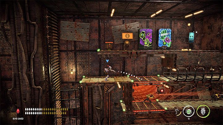 You'll find the key while playing the 9 - Oddworld Soulstorm: Keys - full list - Finders & Secrets - Oddworld Soulstorm Guide