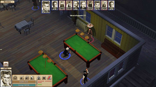 Virginia Ave | Act I - Omerta: City of Gangsters Game Guide