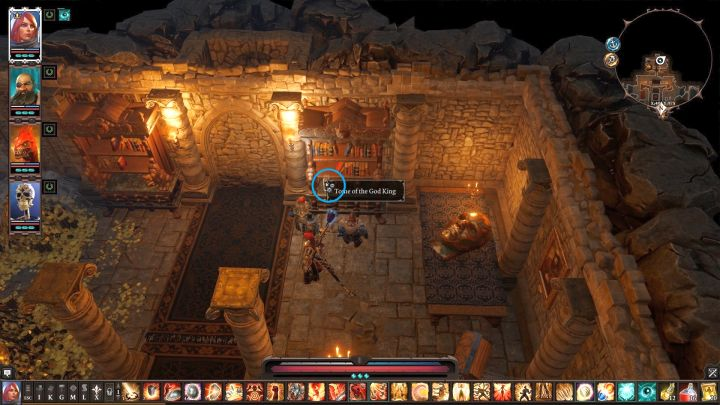 The book that must be activated. - Arx Puzzles | Puzzles and secrets - Puzzles and secrets - Divinity: Original Sin II Game Guide