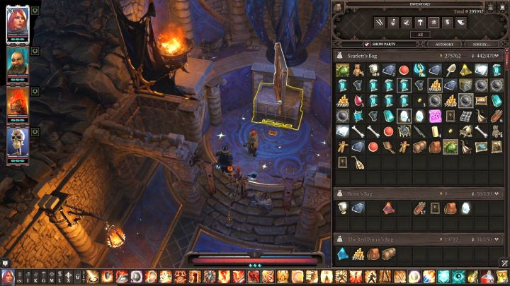 The last thing that you must do is to place Responsibility painting on the altar. This opens the final passage. - Arx Puzzles | Puzzles and secrets - Puzzles and secrets - Divinity: Original Sin II Game Guide
