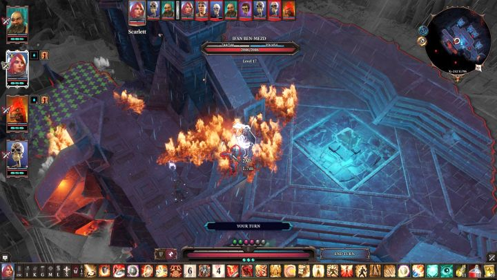 One of the easiest fights in the game. - Nameless Isle enemies | Tough fights and bosses - Tough fights and bosses - Divinity: Original Sin II Game Guide