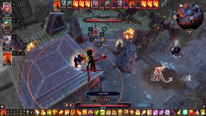 Spells that use Source Points will eliminate them quickly. - Nameless Isle enemies | Tough fights and bosses - Tough fights and bosses - Divinity: Original Sin II Game Guide
