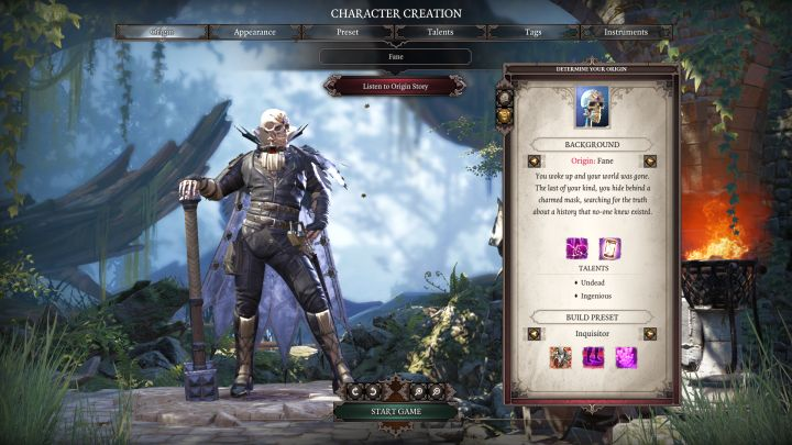 Undead | Party - Divinity: Original Sin II Game Guide | gamepressure com