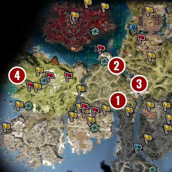1 - The Three Altars | Reapers Coast - Chapter IV - Reapers Coast - Divinity: Original Sin II Game Guide