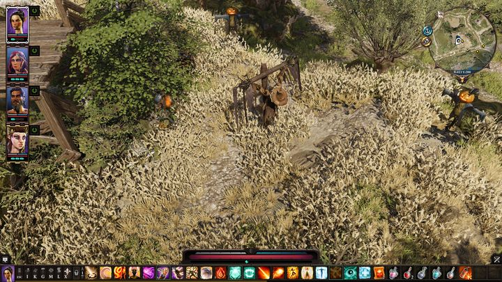 Speak with him and you will learn that there are three altars scattered around Reapers Coast - The Three Altars | Reapers Coast - Chapter IV - Reapers Coast - Divinity: Original Sin II Game Guide