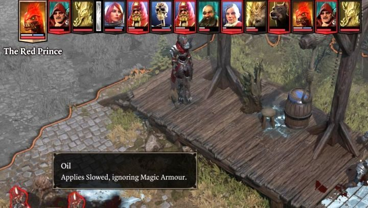 Turn order is displayed in the upper part of the screen. - General tips & tricks for Divinity Original Sin 2 - Tips & Tricks - Divinity Original Sin 2 Guide