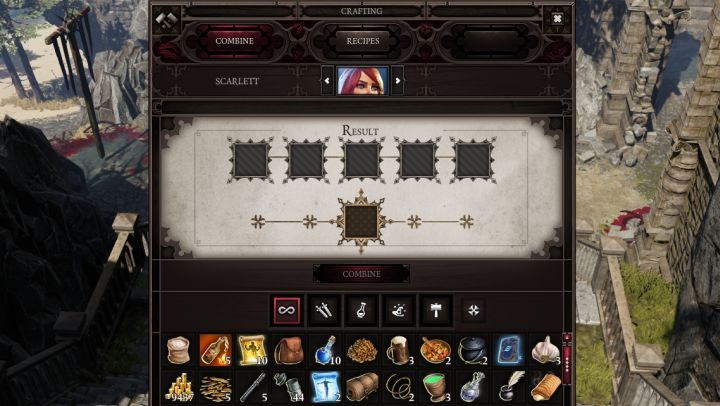 Crafting allows you to create almost any item in the game. - General | Tips & Tricks - Tips & Tricks - Divinity: Original Sin II Game Guide