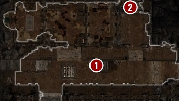 If you are looking for a challenge, you can kill Delorus - Escape from Fort Joy Ghetto | Act 1 - Chapter II - Fort Joy - Divinity: Original Sin II Game Guide