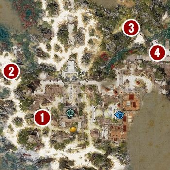 1 - The Teleporter | Act I - Chapter II - Fort Joy - Divinity: Original Sin II Game Guide
