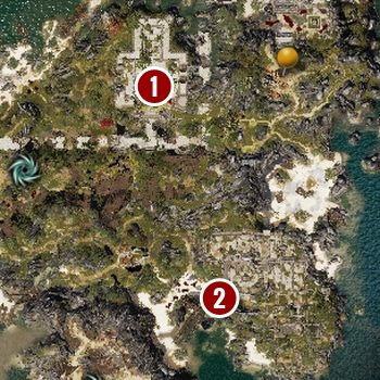 1 - The Armoury | Act 1 - Chapter II - Fort Joy - Divinity: Original Sin II Game Guide