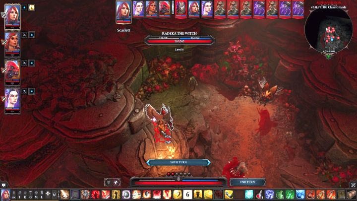 You can make this fight much easier by making Radeka unable to move. - Fort Joy enemies and bosses | Tough fights and bosses - Tough fights and bosses - Divinity: Original Sin II Game Guide